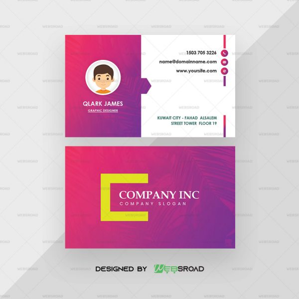 colorful-business-card-flat-design-free-template-vector-websroad-WR6920‬-A