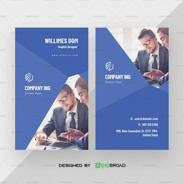zero-business-card-modern-design Free-psd-template-websroad-WR3636-A